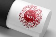 Разработаю винтажный логотип 118 - kwork.ru