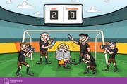 Нарисую для Вас иллюстрации в жанре карикатуры 456 - kwork.ru