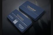 Сделаю дизайн визитки 150 - kwork.ru