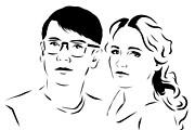 Нарисую портрет в стиле Pop Art,Comics Art, Stik Art 68 - kwork.ru