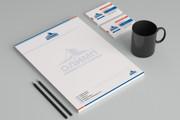 Создам фирменный стиль бланка 238 - kwork.ru