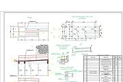 Выполнение чертежей в программе AutoCad 5 - kwork.ru