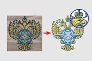 Перевод изображения в вектор - быстро 24 - kwork.ru