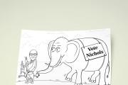 Нарисую простую иллюстрацию в жанре карикатуры 73 - kwork.ru