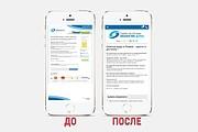 Адаптация сайта под все разрешения экранов и мобильные устройства 143 - kwork.ru