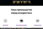 Создаю Лендинг на Тильде под ключ 139 - kwork.ru