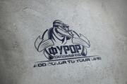 Разработаю винтажный логотип 201 - kwork.ru