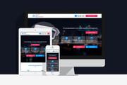 Создам сайт на WordPress с уникальным дизайном, не копия 59 - kwork.ru