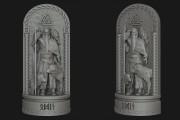 Создам 3D модель для печати или чпу 36 - kwork.ru