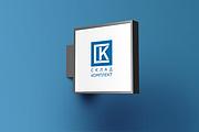 Разработаю логотип для Вашей компании 98 - kwork.ru