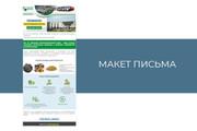 Создам html письмо для e-mail рассылки -адаптация + дизайн 57 - kwork.ru