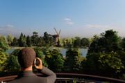 Фотореалистичная 3D визуализация экстерьера Вашего дома 355 - kwork.ru