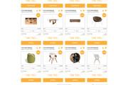 Уникальный дизайн сайта для вас. Интернет магазины и другие сайты 240 - kwork.ru