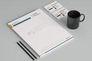 Создам фирменный стиль бланка 244 - kwork.ru