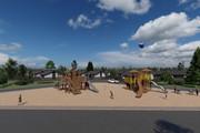Фотореалистичная 3D визуализация экстерьера Вашего дома 308 - kwork.ru