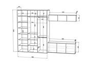 Конструкторская документация для изготовления мебели 273 - kwork.ru