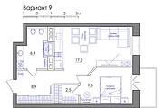 Планировка квартиры или жилого дома, перепланировка и визуализация 129 - kwork.ru