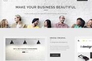 Новые премиум шаблоны Wordpress 177 - kwork.ru