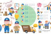2800 шаблонов для создания инфографики 32 - kwork.ru