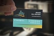 Сделаю дизайн-макет визитной карточки 31 - kwork.ru