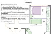 Планировочные решения. Планировка с мебелью и перепланировка 154 - kwork.ru