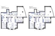 Планировка квартиры или жилого дома, перепланировка и визуализация 146 - kwork.ru