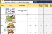 Макрос или формула Excel 29 - kwork.ru