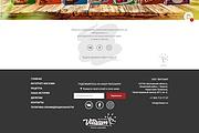 Верстка страницы сайта по макету 22 - kwork.ru