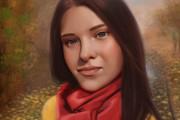 Рисую цифровые портреты по фото 62 - kwork.ru