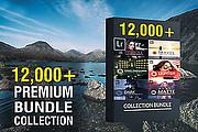 Пресеты для Lightroom-коллекция из 12.000 различных+ 50 премиум от GTG 9 - kwork.ru