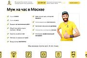 Скопирую Landing Page, Одностраничный сайт 187 - kwork.ru