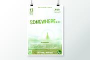 Разработаю дизайна постера, плаката, афиши 76 - kwork.ru