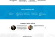 Создам простой сайт на Joomla 3 или Wordpress под ключ 67 - kwork.ru