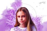 Качественный Digital Art Портрет 21 - kwork.ru