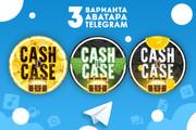 Оформление Telegram 84 - kwork.ru