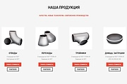 Создание сайта - Landing Page на Тильде 326 - kwork.ru