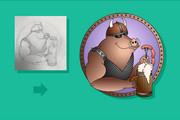 Преобразую в вектор растровое изображение любой сложности 150 - kwork.ru