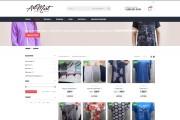 Создание готового интернет-магазина на Вордпресс WooCommerce с оплатой 25 - kwork.ru