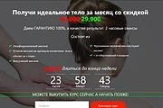 Создам лендинг на вордпресс быстро 59 - kwork.ru