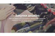 Создам интернет-магазин на Shopify без ежемесячной оплаты 26 - kwork.ru