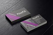 Эффектная визитка 132 - kwork.ru