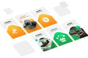 Готовые шаблоны для Вконтакте и Инстаграм 67 - kwork.ru