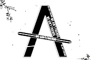 Стильный логотип в 4-х вариантах + Исходные файлы 6 - kwork.ru