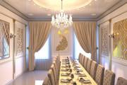Создам визуализацию банкетного зала 6 - kwork.ru