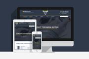 Создам сайт на WordPress с уникальным дизайном, не копия 67 - kwork.ru