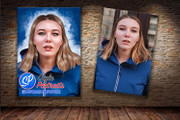 Цифровой портрет 38 - kwork.ru