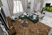 3d визуализация квартир и домов 222 - kwork.ru