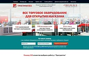 Скопирую Landing Page, Одностраничный сайт 196 - kwork.ru