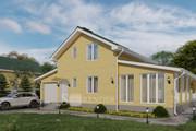 Фотореалистичная 3D визуализация экстерьера Вашего дома 227 - kwork.ru