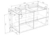 Конструкторская документация для изготовления мебели 208 - kwork.ru